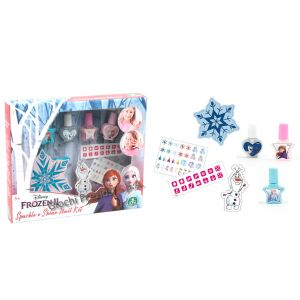 Giochi Preziosi La Reine des Neiges 2 - Coffret Nail Kit Sparkle & Shine