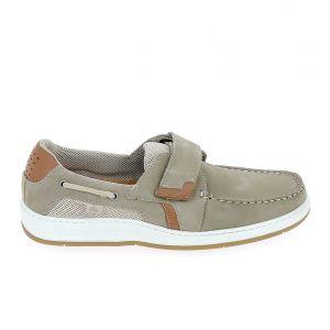 Tbs SEATTON, Chaussures Bateau Hommes, Beige (Beige D8003), 44 EU