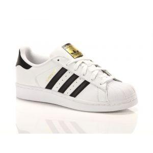Adidas Originals Baskets Superstar Adicolor - Blanc (FTWR White/Core Black/FTWR White), 35.5