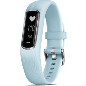 Garmin Bracelet connecté Vivosmart 4 Bleu/Silver S/M