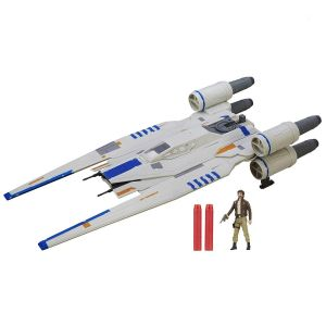 Hasbro Rebel U-Wing fighter - Véhicule Star Wars Rogue One Nerf