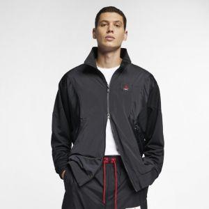 Nike Veste de survêtement Jordan Flight pour Homme - Noir - Taille L