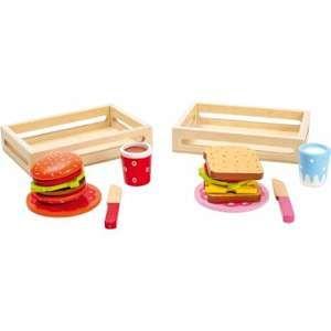 Legler 5852 - Hamburger et sandwich