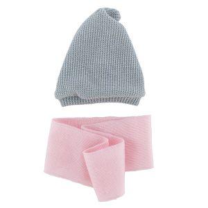 Corolle Bonnet et écharpe pour poupée 36 cm