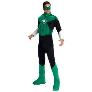 Image de Déguisement Green Lantern (taille au choix)