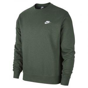 Nike Haut en molleton Sportswear Club pour Homme - Vert - Taille L - Male