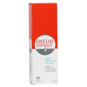 Jaldes Oxelio Topique - Concentré de vitamines antioxydantes