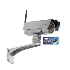 Bluestork BS-CAM-OF/HD - Caméra IP HD d'extérieur avec vision nocturne