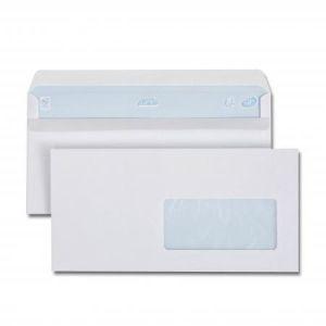 Gpv 1307 - Enveloppe Every Day 110x220, 80 g/m², coloris blanc - boîte de 500