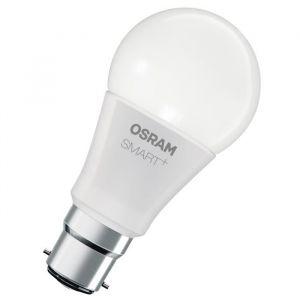 Osram SMART+ Ampoule connectée LED B22 10 W équivalent a 60 W couleur RGBW