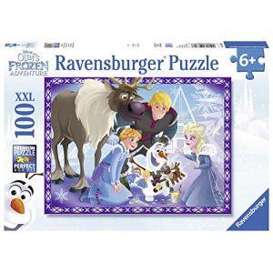 Ravensburger pièces XXL - La Reine des Neiges