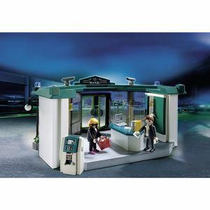 Playmobil 5177 - Banque avec distributeur de billets