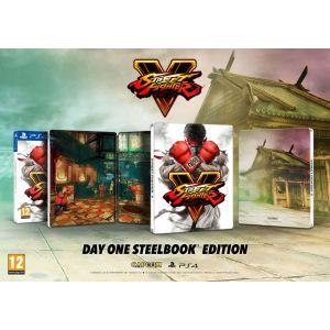 Street Fighter V sur PS4