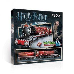 Wrebbit Harry Potter Poudlard Express - Puzzle 3D 460 pièces