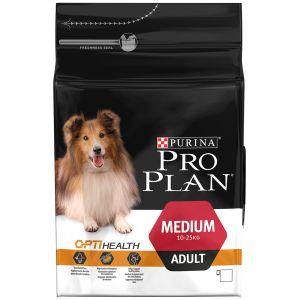 Purina ProPlan Optihealth chien adulte medium 14 kg - Croquettes pour chien