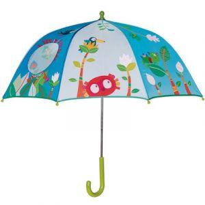 Lilliputiens Parapluie Georges le lémurien