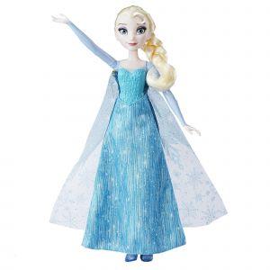 Hasbro Poupée Elsa tenue magique La Reine des Neiges