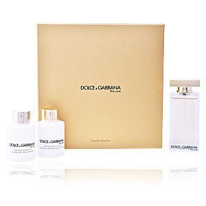 Dolce   Gabbana The One - Coffret eau de parfum, gel douche et émulsion  parfumée 1e2779349a65