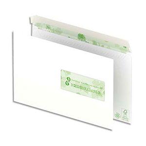 Oxford Boîte de 500 enveloppes Green Stamp C5 16,2 x 22,9 cm (90 g)