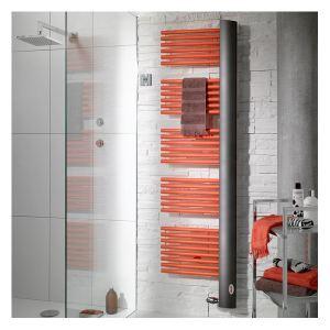 Acova AUNL-188-060 - Sèche-serviette avec voile à gauche Clipper Mixte 1200 Watts