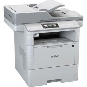 Brother DCP-L6600DW - Multifonction laser noir et blanc recto-verso 3-1