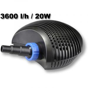 Sunsun CTF3800 3600l/h 20W SuperECO - Pompe de Bassin