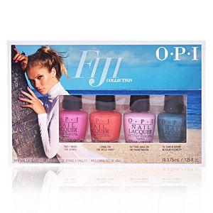 O.P.I Mini-Kit de vernis à ongles Collection Fiji