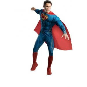 Rubie's Déguisement Superman Man of Steel (taille XL)