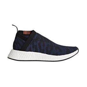 Adidas Baskets basses NMD_CS2 Primeknit Noir Originals