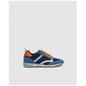 Geox J J Alben Boy a, Sneakers Basses garçon,