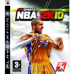NBA 2K10 [PS3]