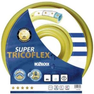 Alfaflex Tuyau Super Tricoflex jaune 11 bar Ø 19 mm x 50 m : Hozelock 139155