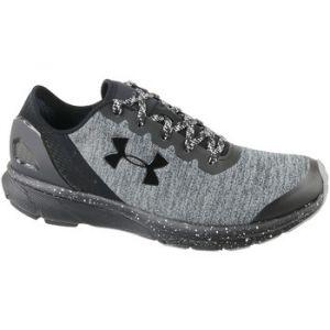 Under Armour by JBL Under Armour UA Charged Escape, Chaussures de Running Compétition Homme, Noir (Black), 47.5 EU