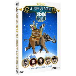 Le Tour du Monde en 80 jours : Un pétillant tour du monde en 80 fous rires...