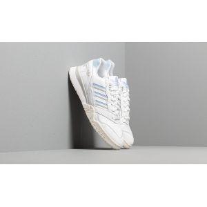 Adidas A.r. Trainer chaussures Femmes blanc bleu T. 39 1/3