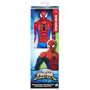 Hasbro Figurine articulée Spider-Man Marvel Série Héros Titan 30 cm