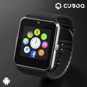 CuboQ Titanium - Smartwatch Bluetooth 3.0