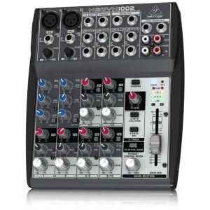 Behringer Xenyx 1002 - Console de mixage analogique