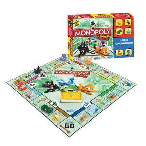 Hasbro Super Monopoly Junior