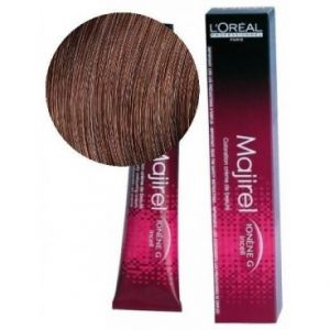 L'Oréal Majirel French Brown 7.024 Blond moyen naturel irisé cuivré - Coloration permanente