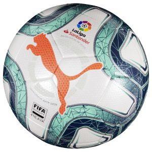Puma Ballon de football LaLiga1 20192020 FIFA Quality Blanc - Taille 5