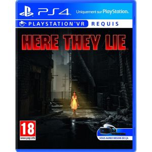 Here They Lie - Playstation VR [PS4]