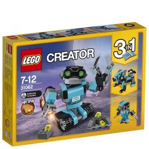 Comparer Explorateur Robot Lego 31062 CreatorLe Avec J1TlFKc