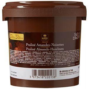 Image de Cacao Barry Praliné Favorites amandes-noisettes 1 kg