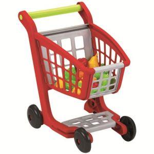 Ecoiffier Chariot de supermarché garni Bubble Shop