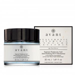 Avant skincare Crème Suprême anti-oxydante jour & nuit à l'Acide Hyaluronique