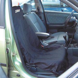 Carpoint Protège siège, 1 pièce - Housse de protection pour siège. Protège votre siège contre les salissures (nourriture, tache, etc?). En Poly-cotton.