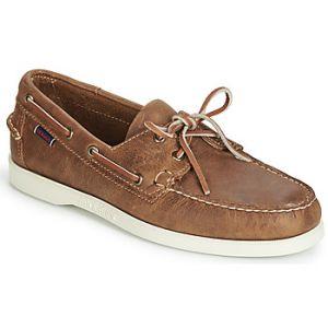 Sebago Chaussures bateau DOCKSIDES PORTLAND CRAZY H Marron - Taille 40,45,46