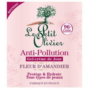 Le Petit Olivier Anti-Pollution Gel-crème de jour