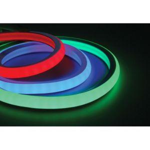 Desineo Ruban Neon LED RGB gainé 220V au mètre + Adaptateur 220V fournis